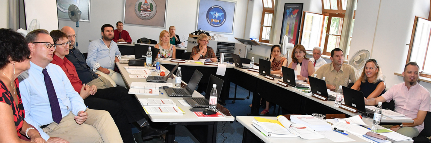PLTCE Concludes 2nd NATO Benchmark Advisory Test Project