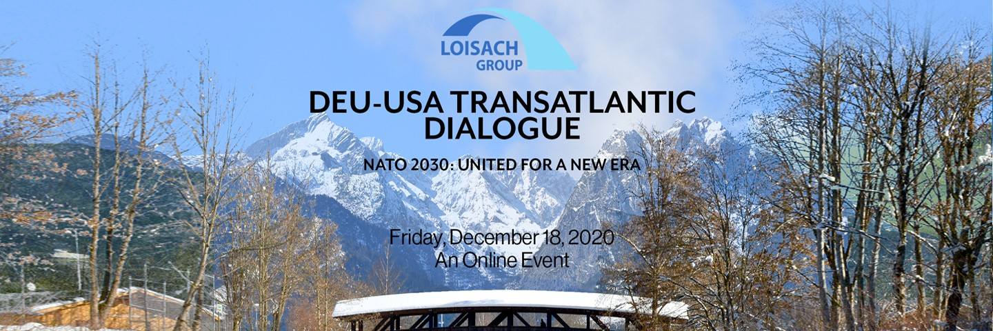 Marshall Center's Loisach Group Hosts Analysis' Discussions on 'NATO 2030, United for a New Era'