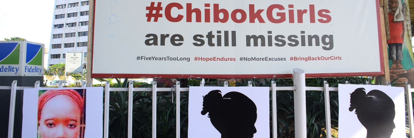 Chibok girls' abduction by terrorist group Boko Haram
