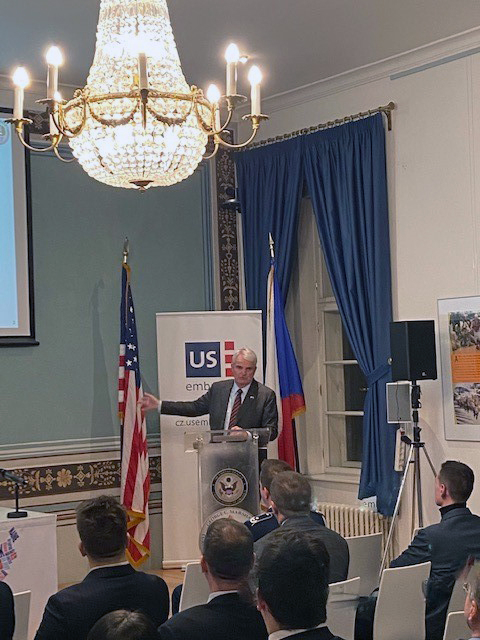 U.S. – German Transatlantic Partnership Reflected at Marshall Center Alumni ONE in Prague