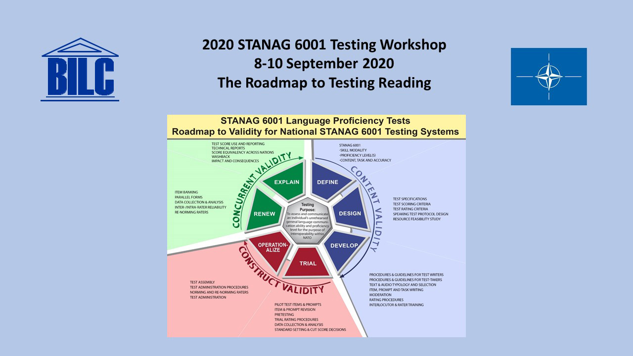 Annual NATO Language Testing Workshop Digitally Connects Record Number of Experts