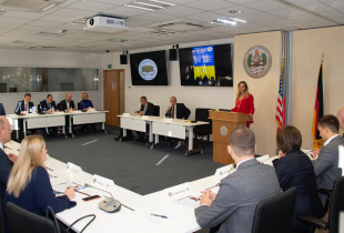 Marshall Center Hosts Security Studies Program for Ukrainian Public Officials