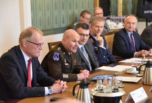 "Loisach Group discusses ""Defender Europe,"" at Munich Security Conference 2020"