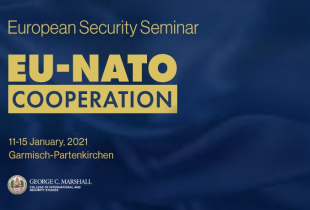 Marshall Center Concludes Seminar on EU-NATO Cooperation