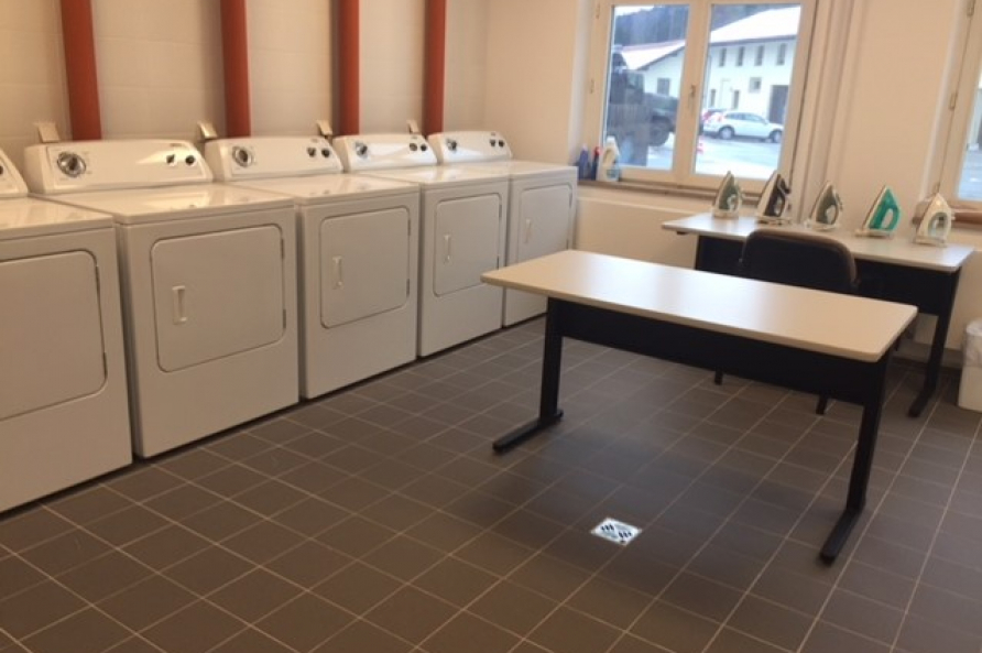PLTCE Laundry Room